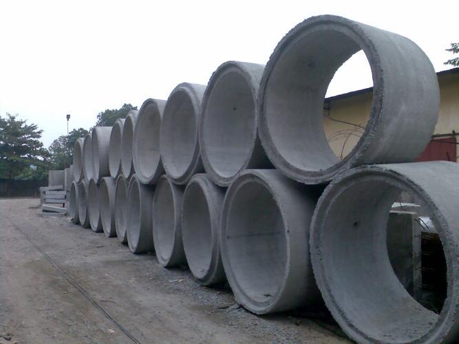 Ống cống bê tông được sản xuất bằng công nghê rung ép