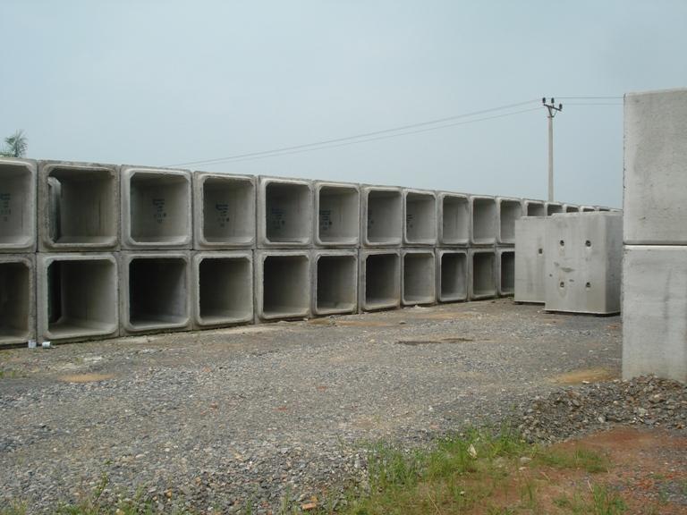 Giới thiệu về cống hộp bê tông H800x800mm