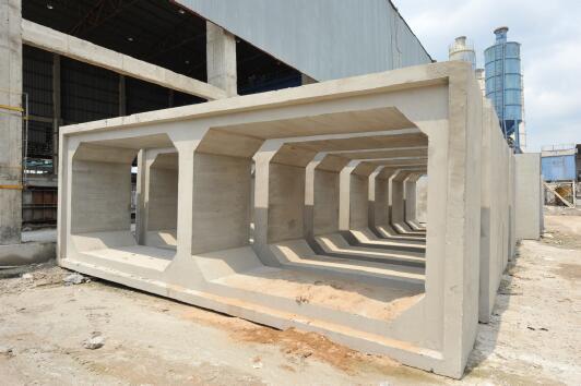 Giới thiệu cống hộp bê tông H600x600