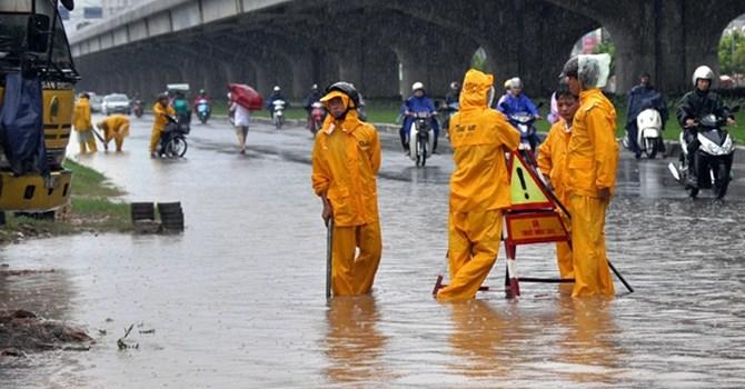 Nguyên nhân dự án thoát nước nghìn tỉ ở Hà Nội chậm tiến độ