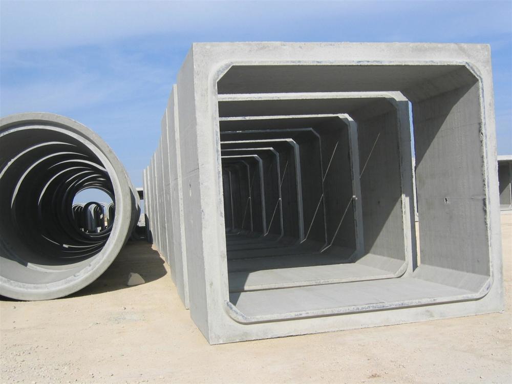 Giới thiệu về công nghệ để sản xuất ống cống rung lõi trong xây dựng