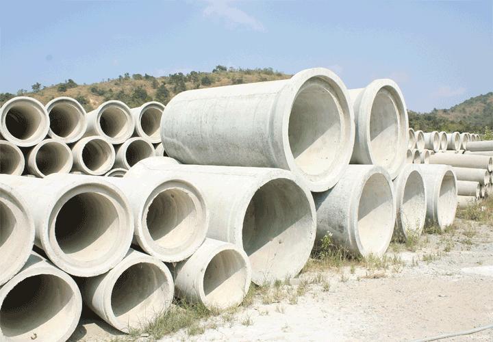 Ưu điểm của các loại ống cống bê tông sản xuất theo công nghệ rung ép