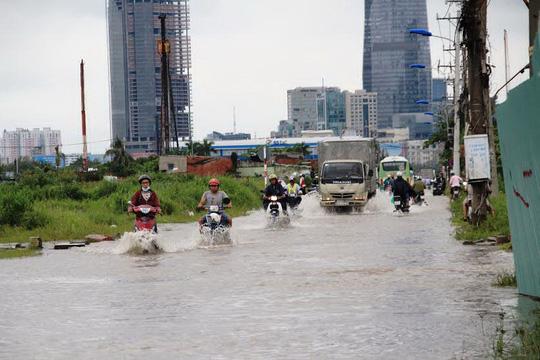 Bờ tả sông Sài Gòn dự án sẽ sớm được triển khai