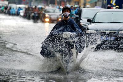 Hiện trạng cống thoát nước tại các đô thị